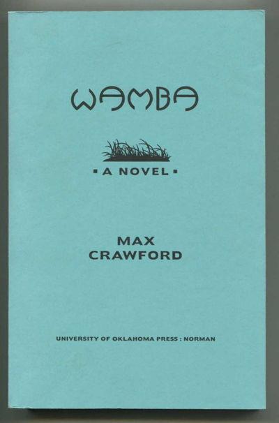 Wamba: A Novel, Crawford, Max