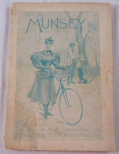 Munsey's Magazine. Bicycle Number. May 1896. Vol. XV, No. 2, Munsey, Frank A.
