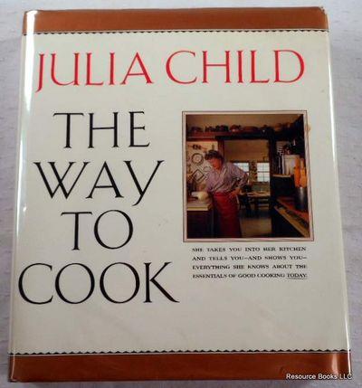 The Way to Cook, Child, Julia; Leatart, Brian; Scherer, Jim