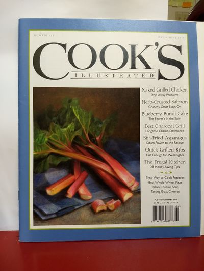 Image for Cooks Illustrated, Number 122, May/June 2013
