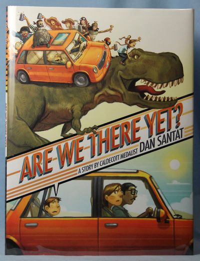 Are We There Yet? (Signed), Santat, Dan