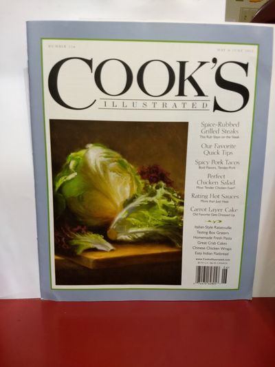 Image for Cook's Illustratetd Number 116, May/June 2012