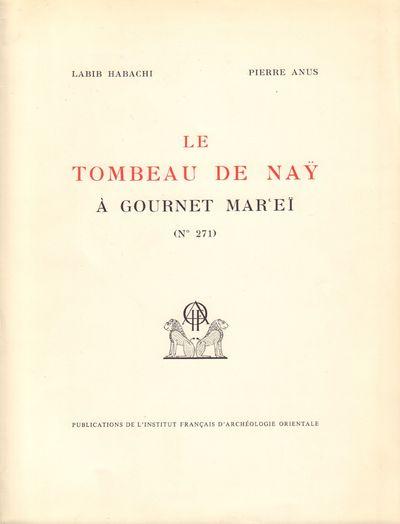 Image for Le Tombeau de Nay a Gournet Marei (No. 271)