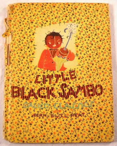 Little Black Sambo.  Calico Classics Series, Bannerman, Helen.  Illustrated By Fern Bisel Peat