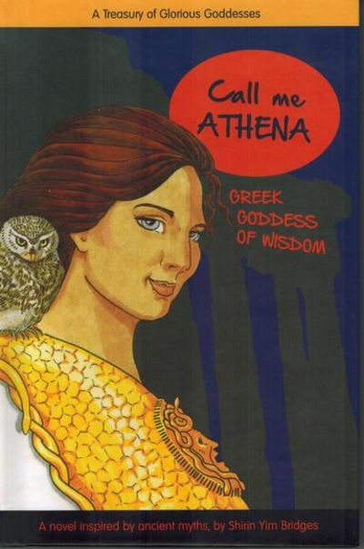 Call Me Athena, Greek Goddess of Wisdom