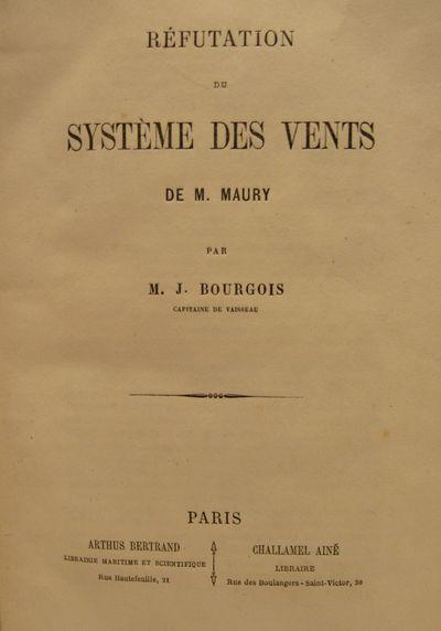 Image for Refutation du Systeme des Ventes de M. Maury