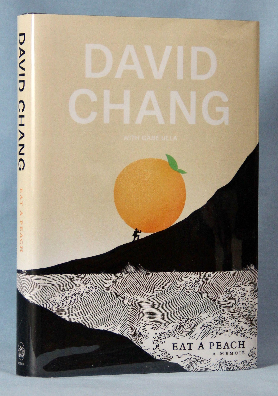 Image for Eat a Peach: A Memoir (Signed)