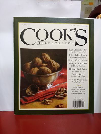 Image for Cooks Illustrated, Number 125, November/December 2013