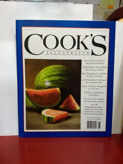 Image for Cooks Illustrated, Number 117, July/August 2012
