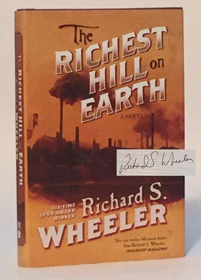 The Richest Hill on Earth, Wheeler, Richard