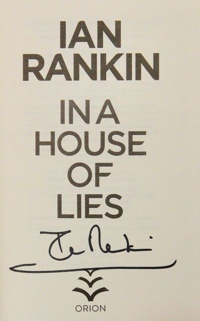Image for In a House of Lies (Signed)