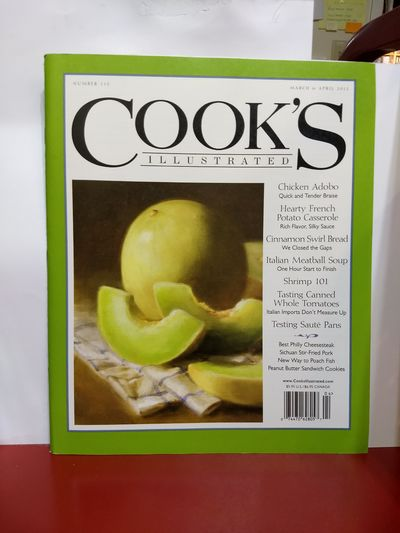 Image for Cook's Illustrated Number 115, March/April 2012