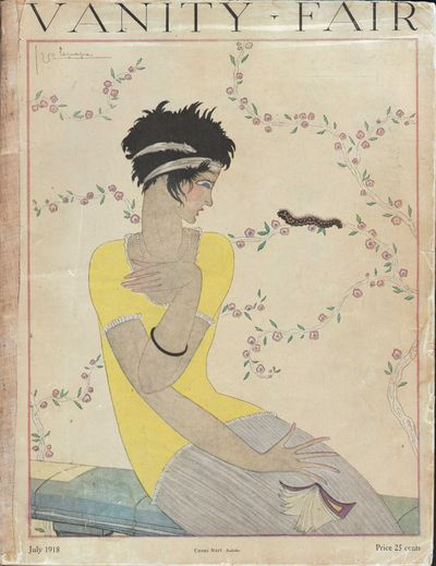 Image for Vanity Fair Magazine, July, 1918