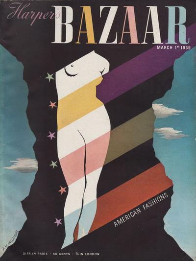 Image for Harper's Bazaar 1939 March (Magazine)