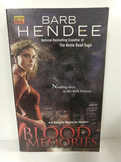 Image for Blood Memories (Vampire Memories, No. 1)