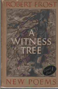 image of A Witness Tree (Author Signed)