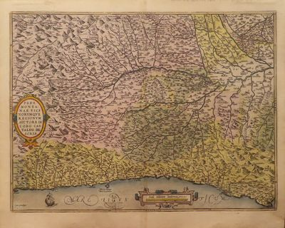 Image for Pede Monta Nae Vici Norumque Regionum Auctore Ia Cobo Cas Taldo de Scrip