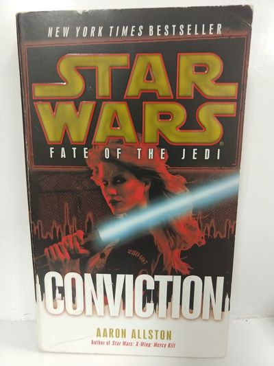 Image for Conviction: Star Wars Legends (Fate of the Jedi) (Star Wars: Fate of the Jedi-Legends)