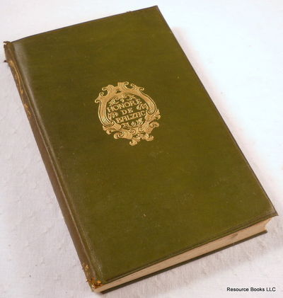 Old Goriot (Le Pere Goriot).  The Temple Edition, Balzac, H. De [Honore de]