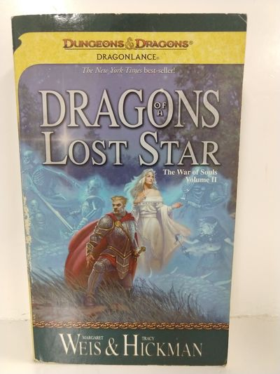 Image for Dragons of a Lost Star