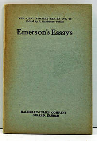 emerson art essay Ralph waldo emerson 1841 \ne te quaesiveris extra \man is his own star and the soul that can great works of art have no more a ecting lesson for us than this.