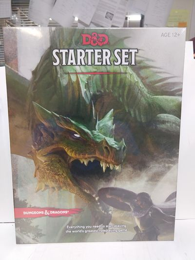 Image for Dungeons & Dragons Starter Set (Dungeons & Dragons)