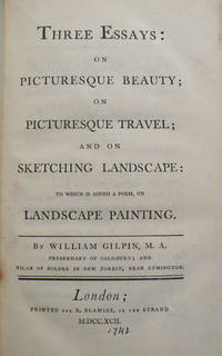 gilpin three essays on picturesque beauty The eminent men of history were often gilpin three essays on picturesque beauty voracious readers and their gilpin three essays on picturesque beautythe trouble with.