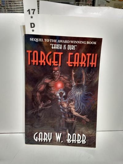 Image for Target Earth