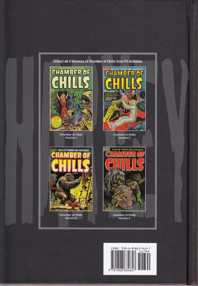 Image for Chamber Of Chills - Volume Four - Slipcase Edition