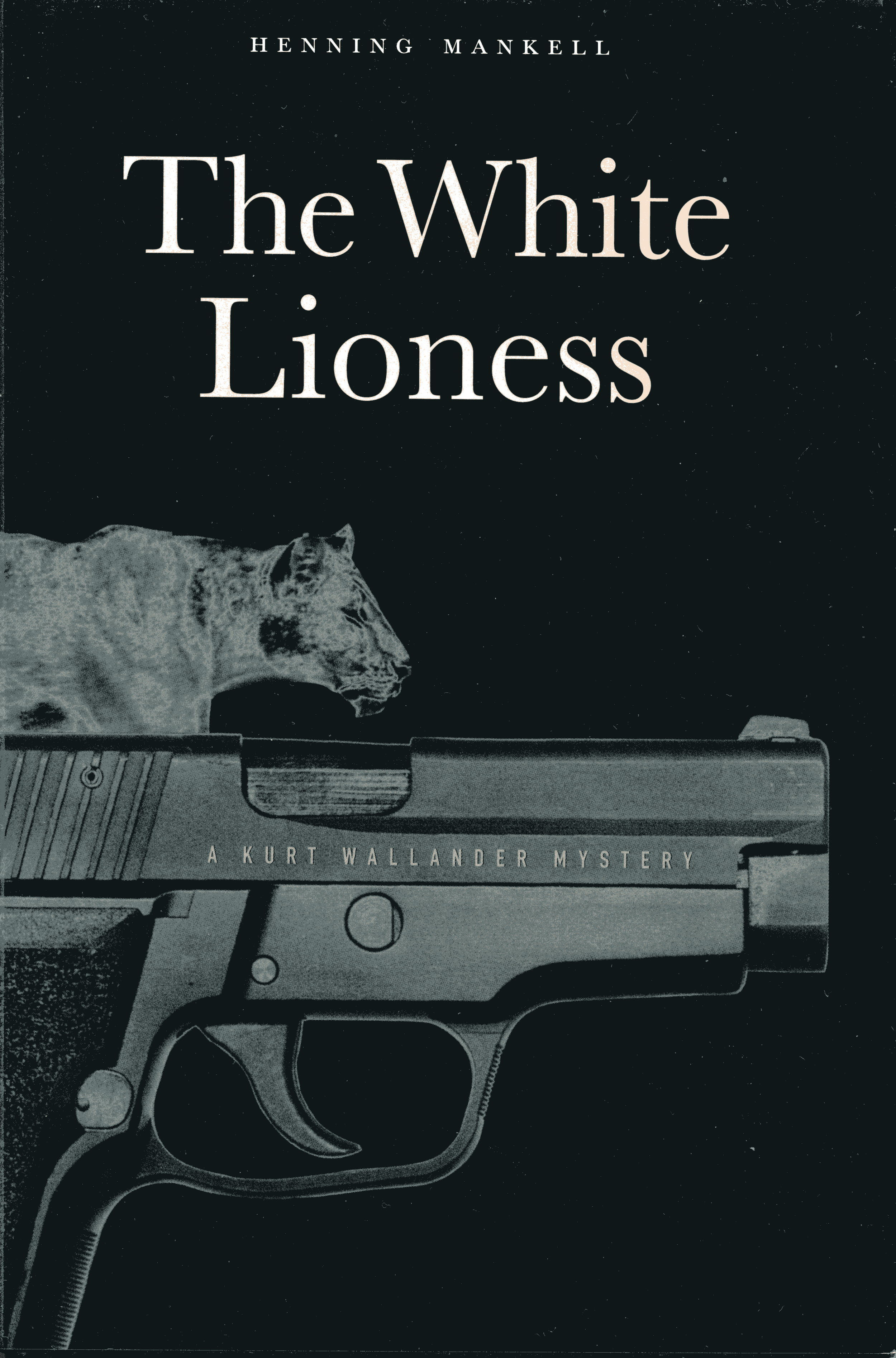 Image for The White Lioness
