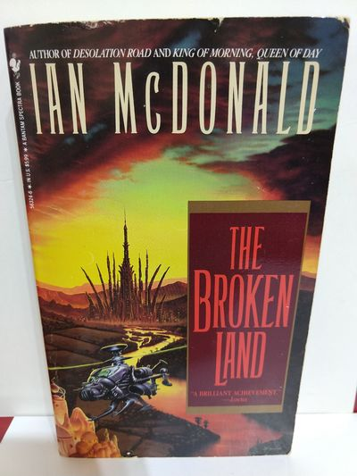 Image for The Broken Land