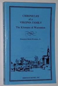 Chronicles_Of_A_Virginia_Family_The_Klomans_of_Warrenton