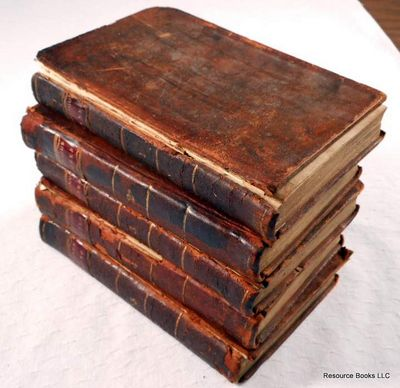 The Works of the Right Honorable Lady Mary Wortley Montagu.  In Five Volumes, Montagu, Mary Wortley