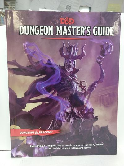 Image for Dungeons and Dragons Dungeon Master's Guide (Core Rulebook, DD Roleplaying Game) (DD Core Rulebook)