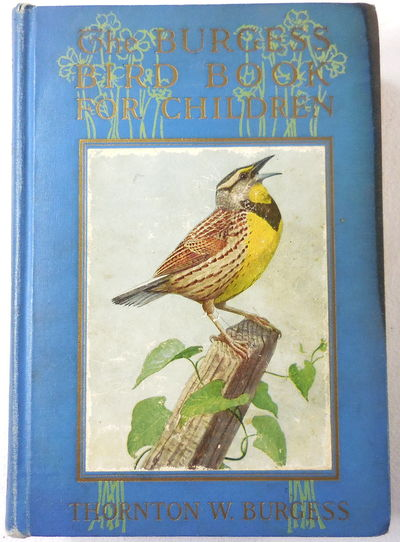Image for The Burgess Bird Book for Children