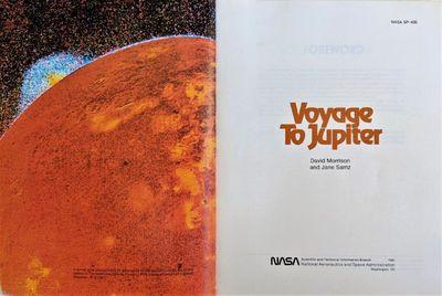 Image for Voyage to Jupiter. NASA SP-439.