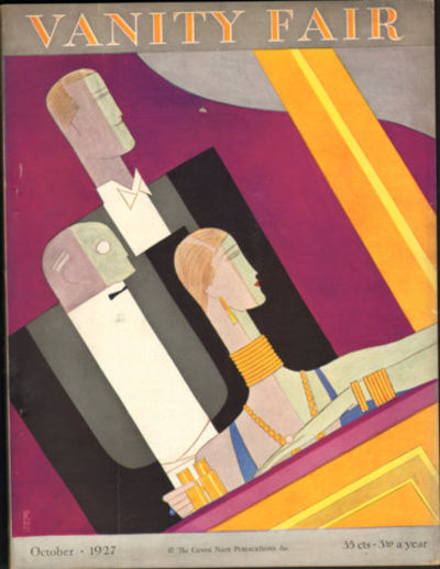 Image for Vanity Fair  1927 October Issue (Magazine)