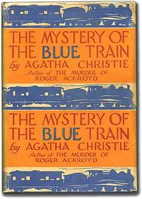 image of The Mystery of the Blue Train