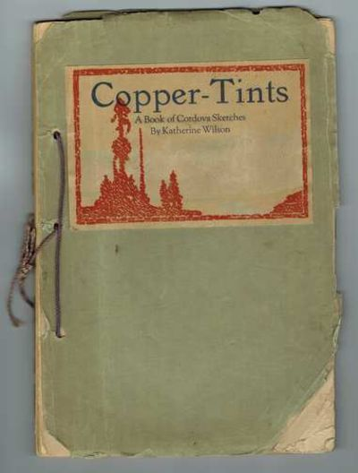Copper-tints; A book of Cordova sketches