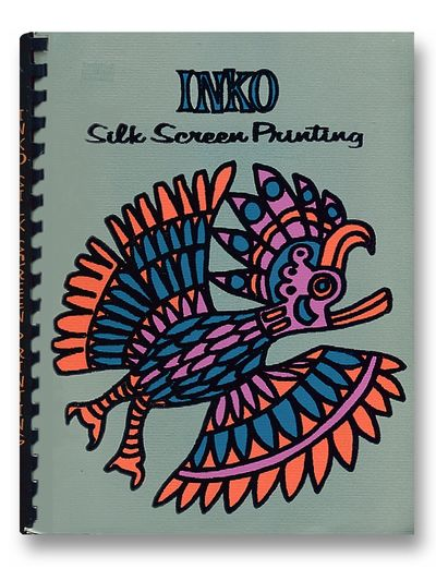 Inko Silk Screen Printing Materials and Techniques
