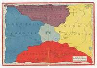 [Broadside]: Map of the Marvelous Land of Oz by (BAUM, L. Frank). Prof. T.E. Wogglebug