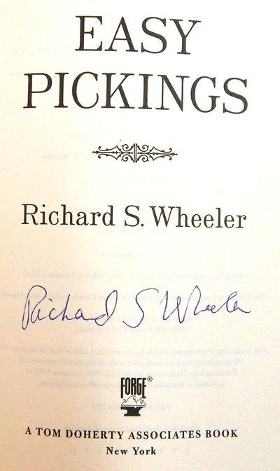 Easy Pickings, Wheeler, Richard
