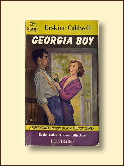 Georgia Boy, Caldwell, Erskine