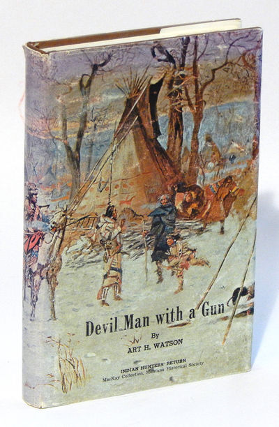 Devil Man with a Gun, Watson, Art H.