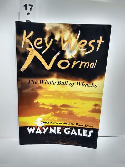 Image for Key West Normal (Bric Wahl Series Book 3) : The Whole Ball of Whacks