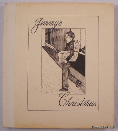 Jimmy's Christmas: An Old-fashioned Story, Babson, Susan.  Illustrated By Mildren Wonson