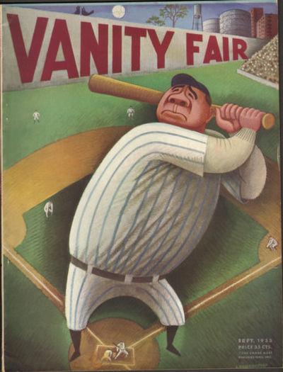 Image for Vanity Fair September 1933 Issue (Magazine)