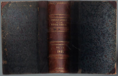 Image for The American Journal of the Medical Sciences Volumes 1 thru 48