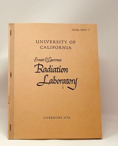 The Soviet Program for Industrial Applications of Explosions   UCRL-5932-T, Johnson, G. W..