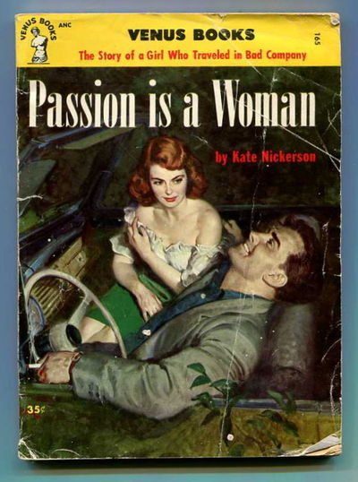 Passion is a Woman, Nickerson, Kate
